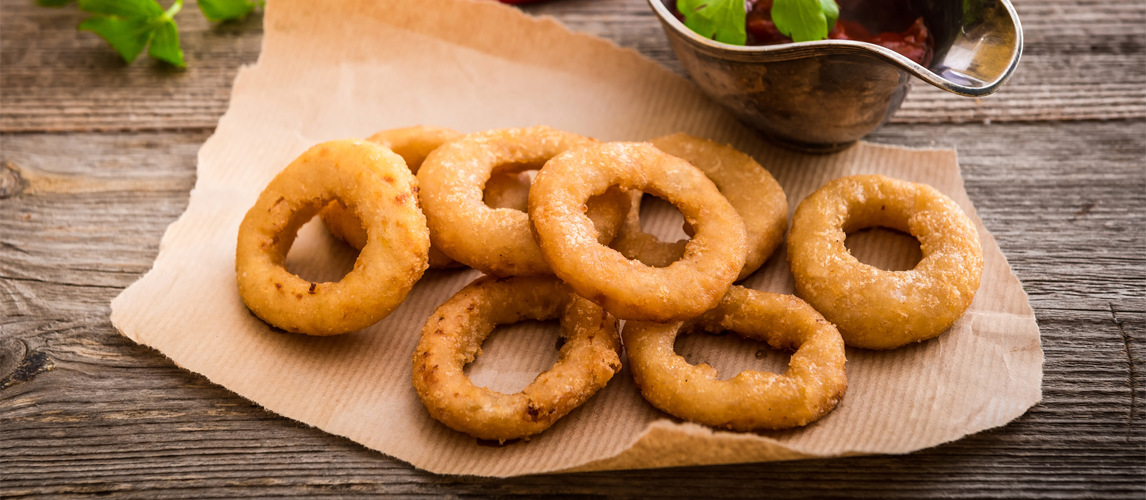 how to make onion rings like a pro