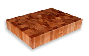 Maple End Grain Cutting Board by Michigan Maple Block