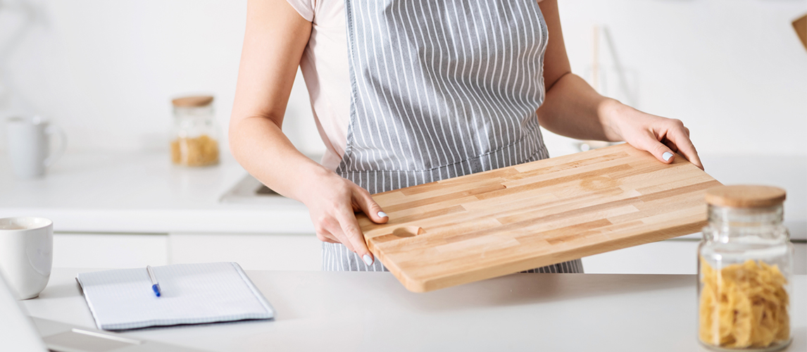 diy cutting board in a few simple steps