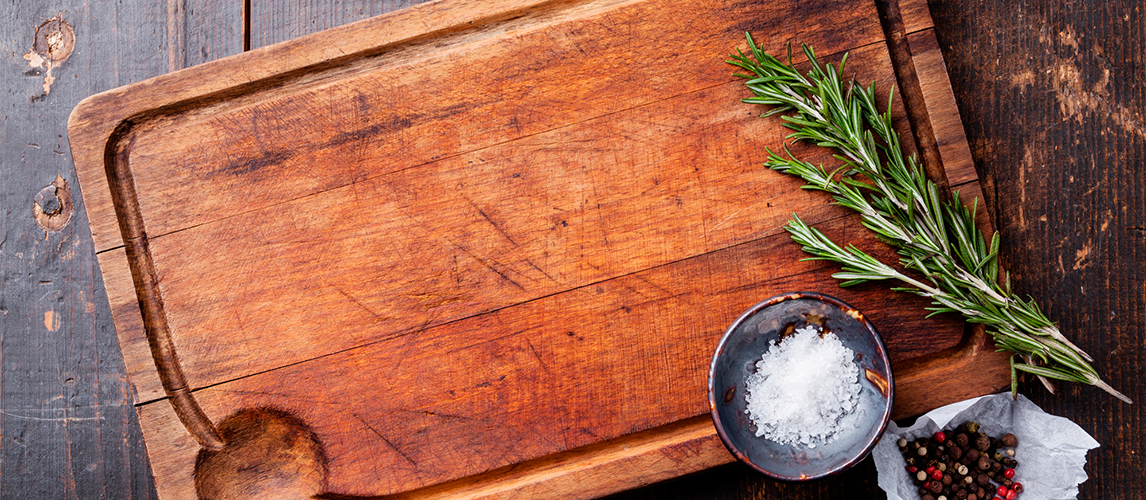how to care for wooden cutting board