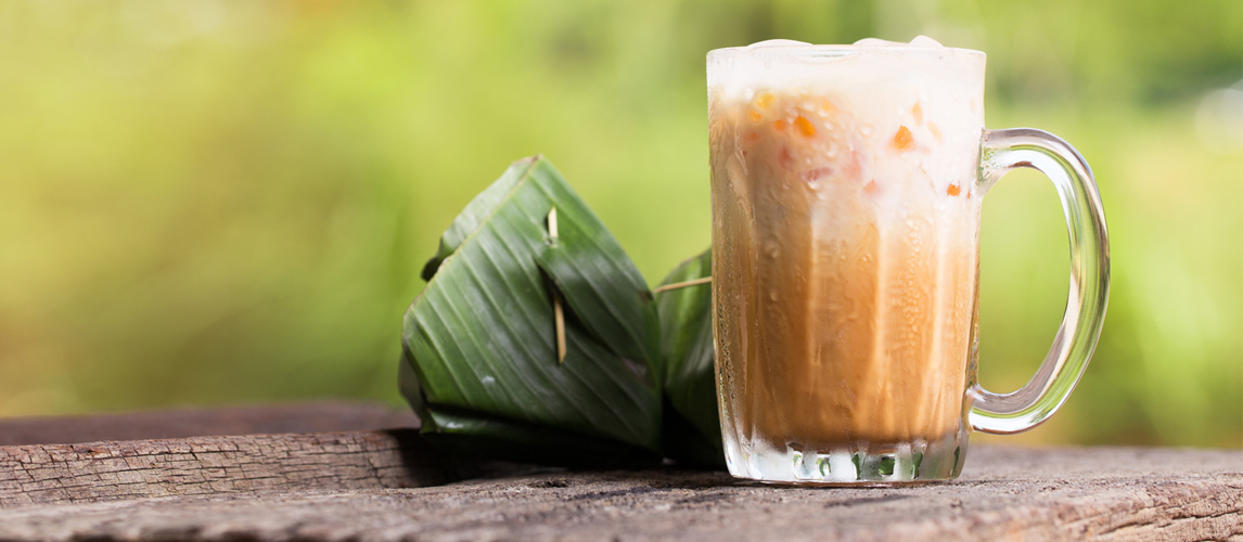 how to make thai ice tea