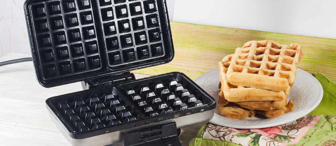 How To Clean A Waffle Iron in a Few Easy Steps