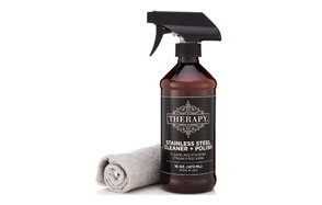 Therapy Premium Stainless-Steel Cleaner & Polish