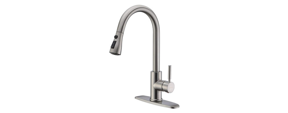 WEWE Single Handle Kitchen Sink Faucets