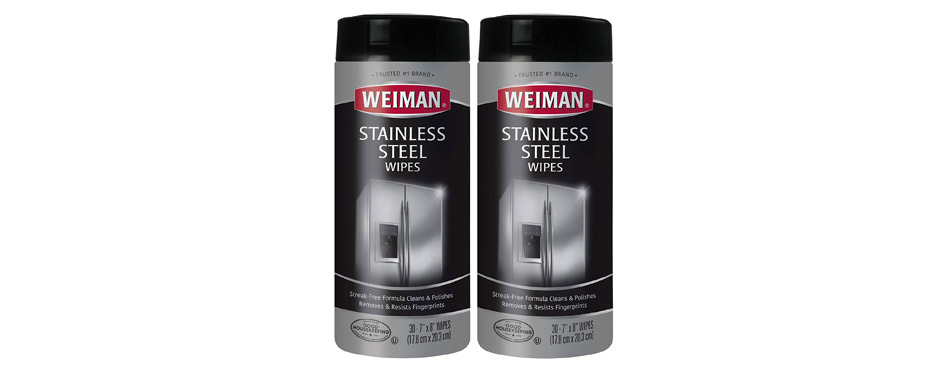 Weiman Stainless Steel Cleaning