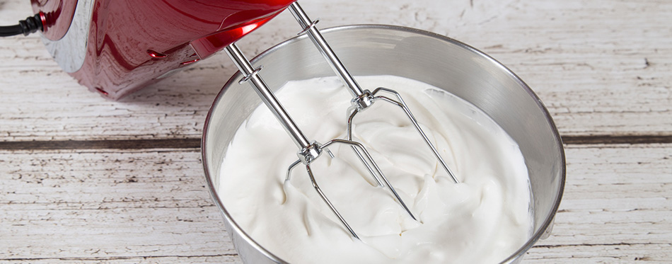 Whipped Cream Mixer