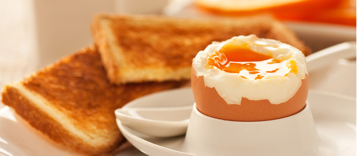 how to cook soft boiled eggs