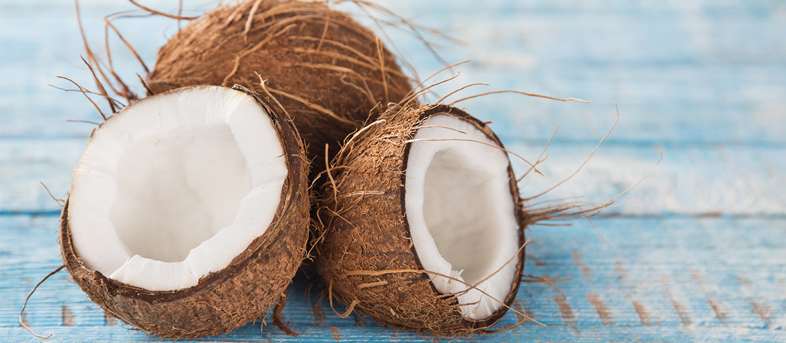 how to crack open a coconut like a pro