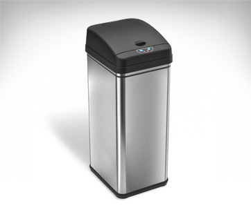 iTouchless Automatic Kitchen Trash Can1