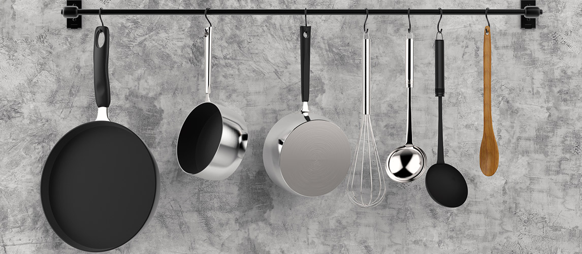 15 Ways to Organize Your Pots and Pans