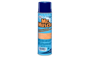 Mr. Muscle Grill and Oven Cleaner