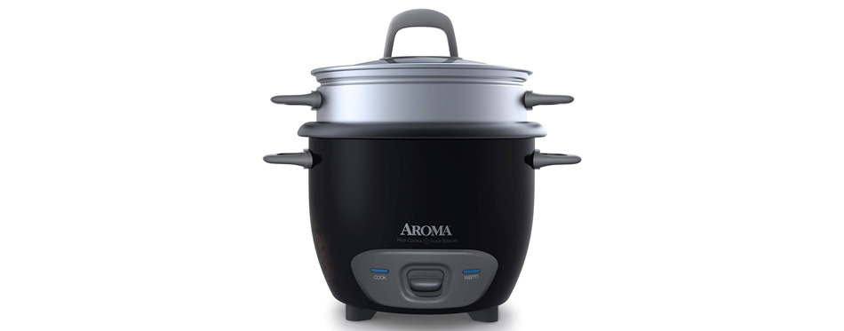 Aroma Housewares Rice Cooker and Steamer