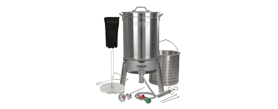 Bayou Classic Deep Turkey Fryer