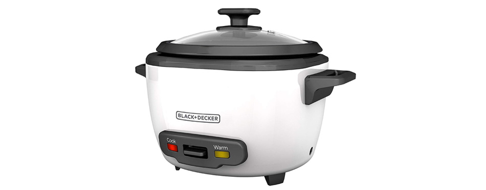Black+Decker Rice Cooker and Steamer