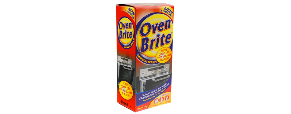 Oven Brite Cleaner