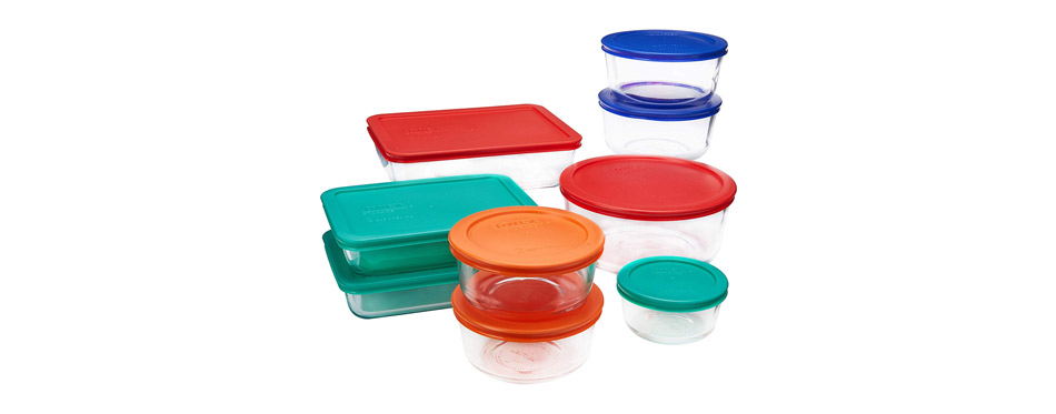 Pyrex Simply Glass Food Storage Container