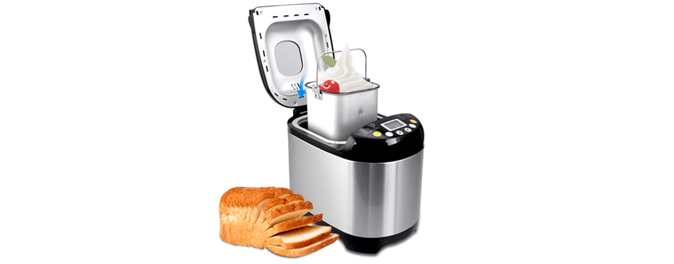 TOBOX Programmable Bread Maker Machine