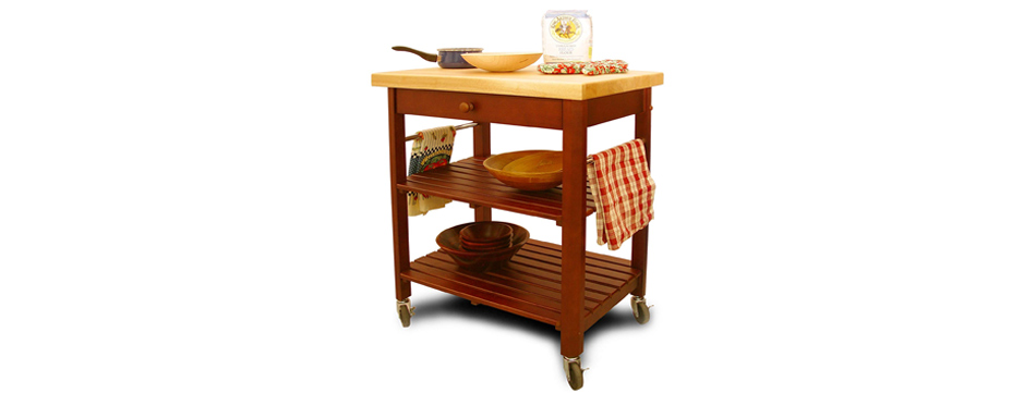 catskill kitchen cart