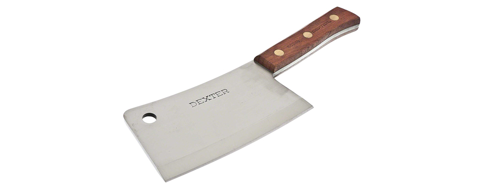 dexter meat cleaver