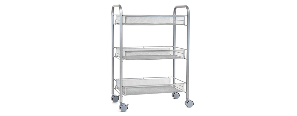homfa kitchen cart