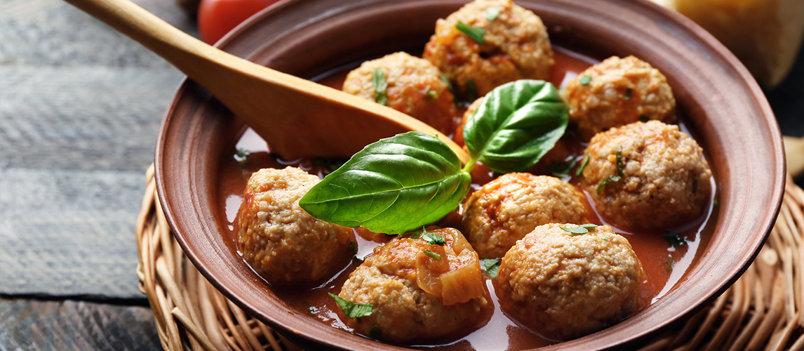 how to make meatballs the easiest, simplest method