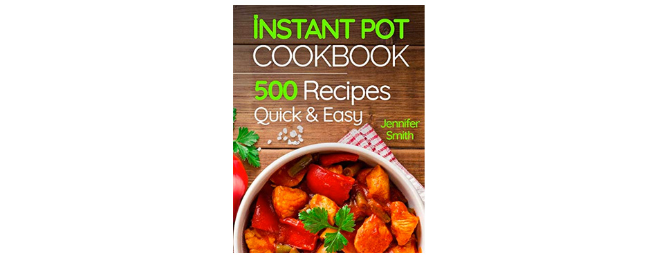 instant pot pressure cooker cookbook