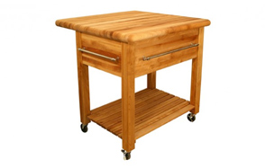 premium pick kitchen cart