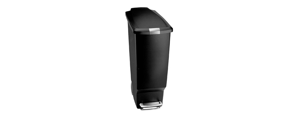 simplehuman Slim Kitchen Step Trash Can