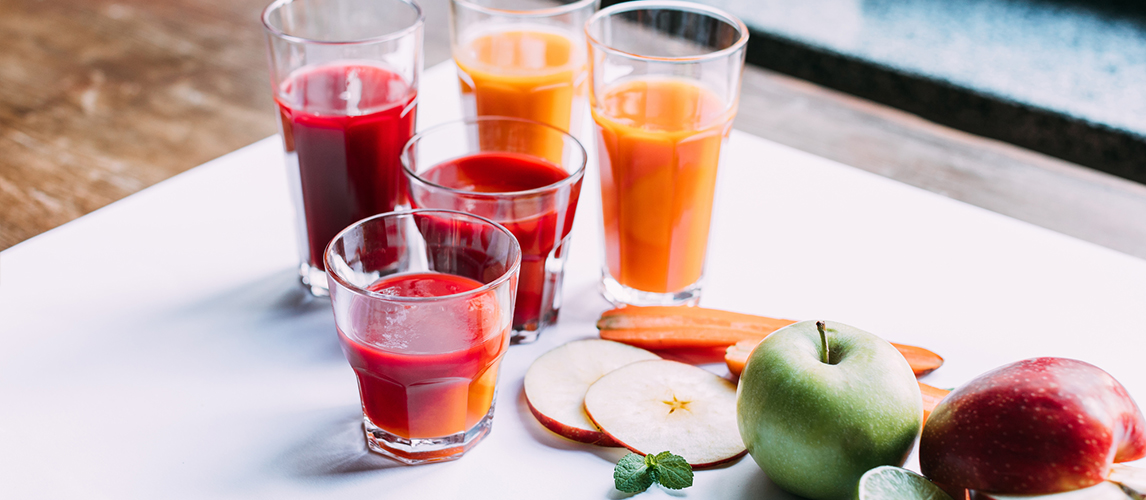 the benefits of juicing