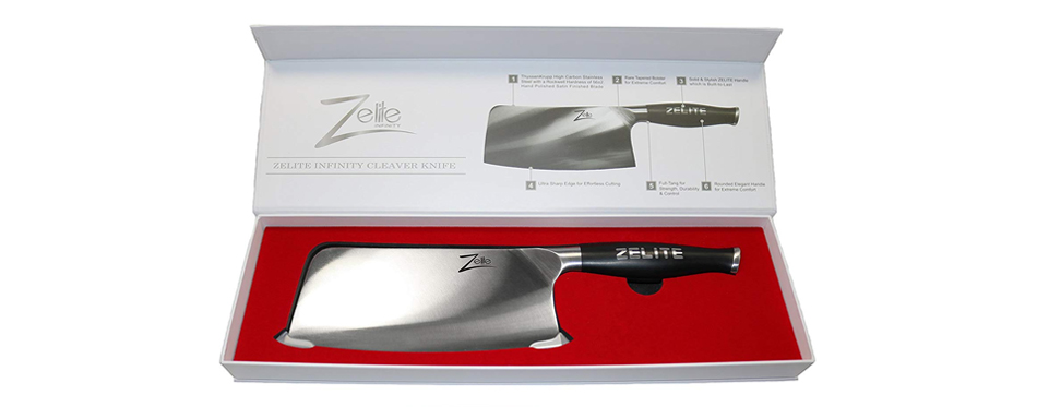 zelite meat cleaver