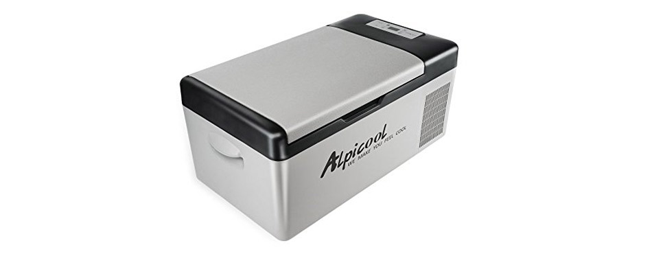 alpicool c15 portable freezer