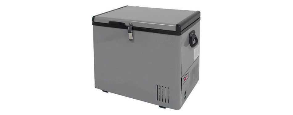 edgestar 43 qt compact portable freezer