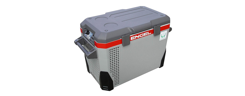 portable tri-voltage portable freezer