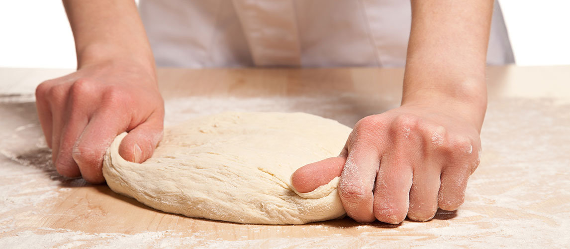 How to Knead Bread Dough to Perfection