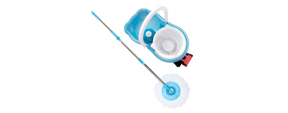 Hurricane Home Cleaning Spin Mop