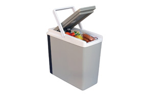 koolatron 18 qt. compact portable freezer