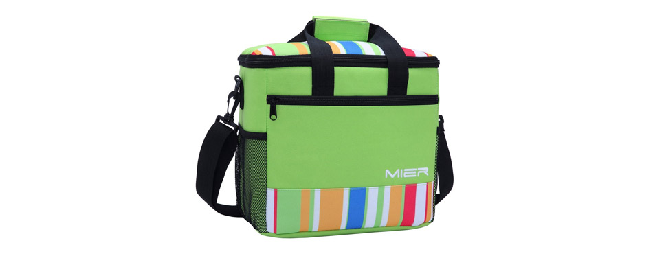 MIER 24-can Large Capacity Soft Cooler