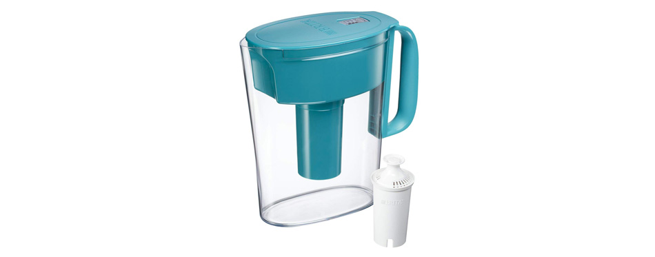brita small 5 cup metro water filter system