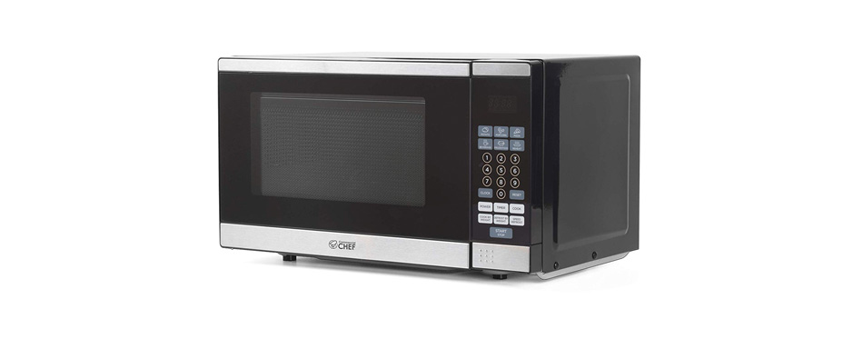 foot counter top microwave oven commercial chef