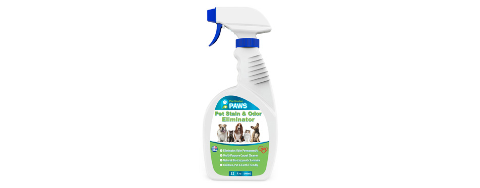 particular paws triple action enzymatic cleaner