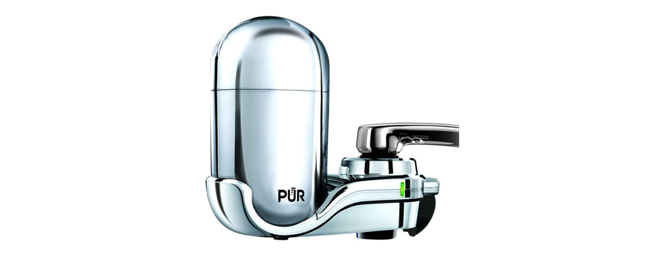 pur advanced faucet water filter