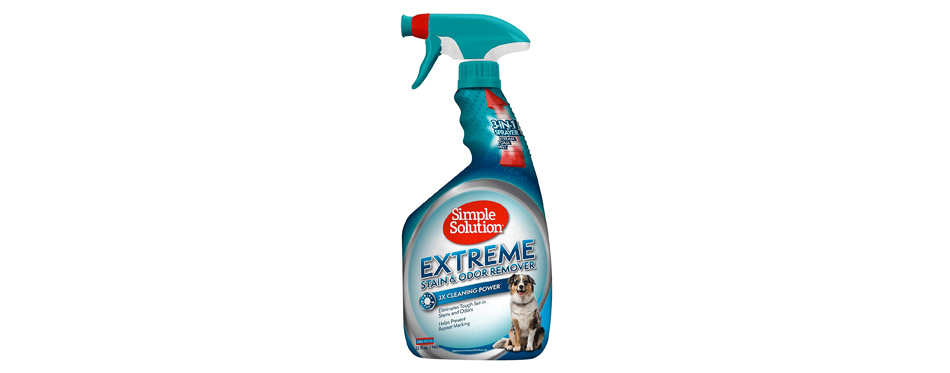 simple solution extreme enzymatic cleaner