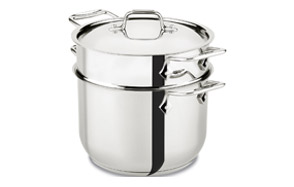 All Clad Stainless Steel Pasta Pot