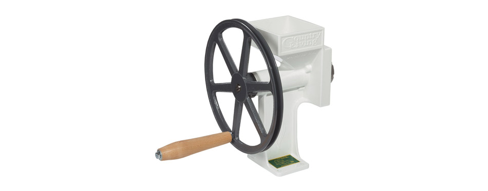 Country Living Hand Flour Grinder