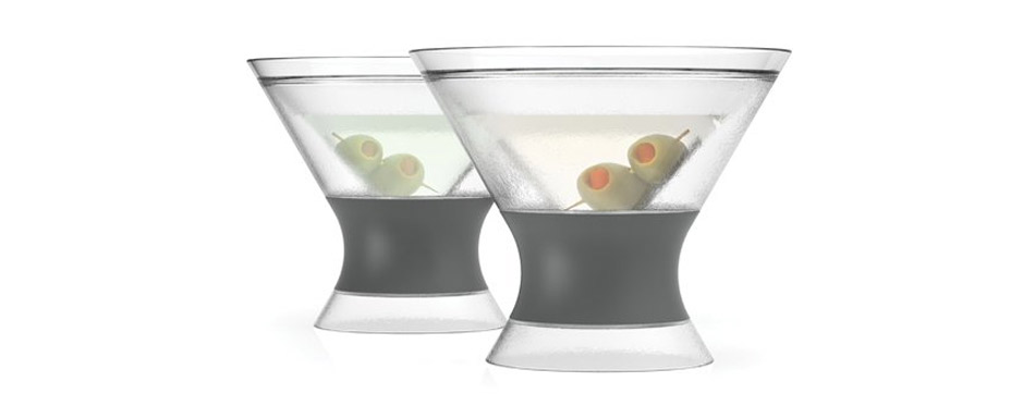HOST Martini FREEZE Cooling Cups