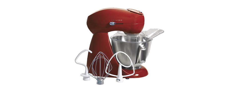 Hamilton Beach 63232 Eclectrics All-Metal Stand Mixer