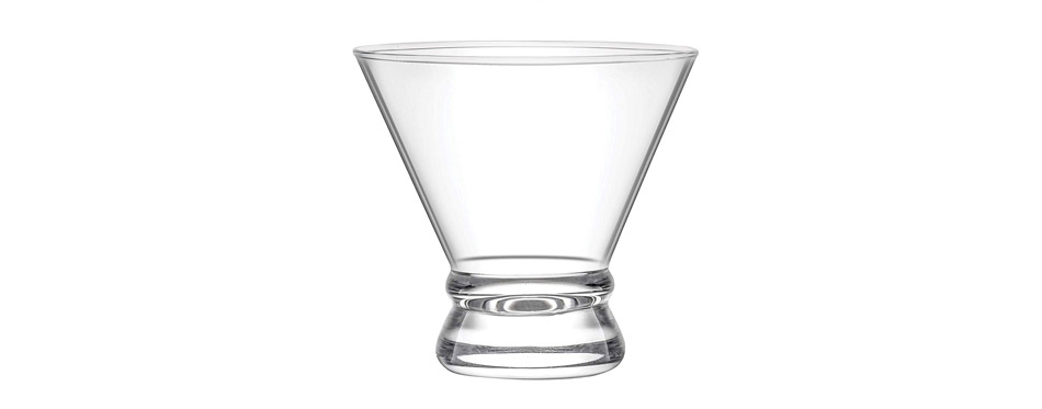 JoyJolt Afina Martini Glasses