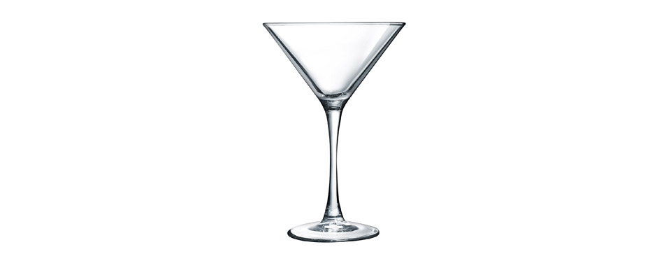 Luminarc International Atlas Martini Glass