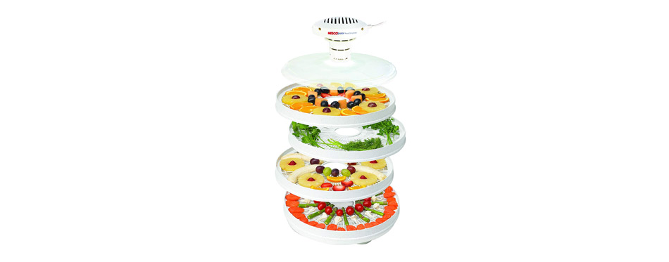 NESCO White Speckled Food Dehydrator