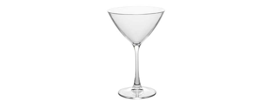 Unbreakable Martini Glasses